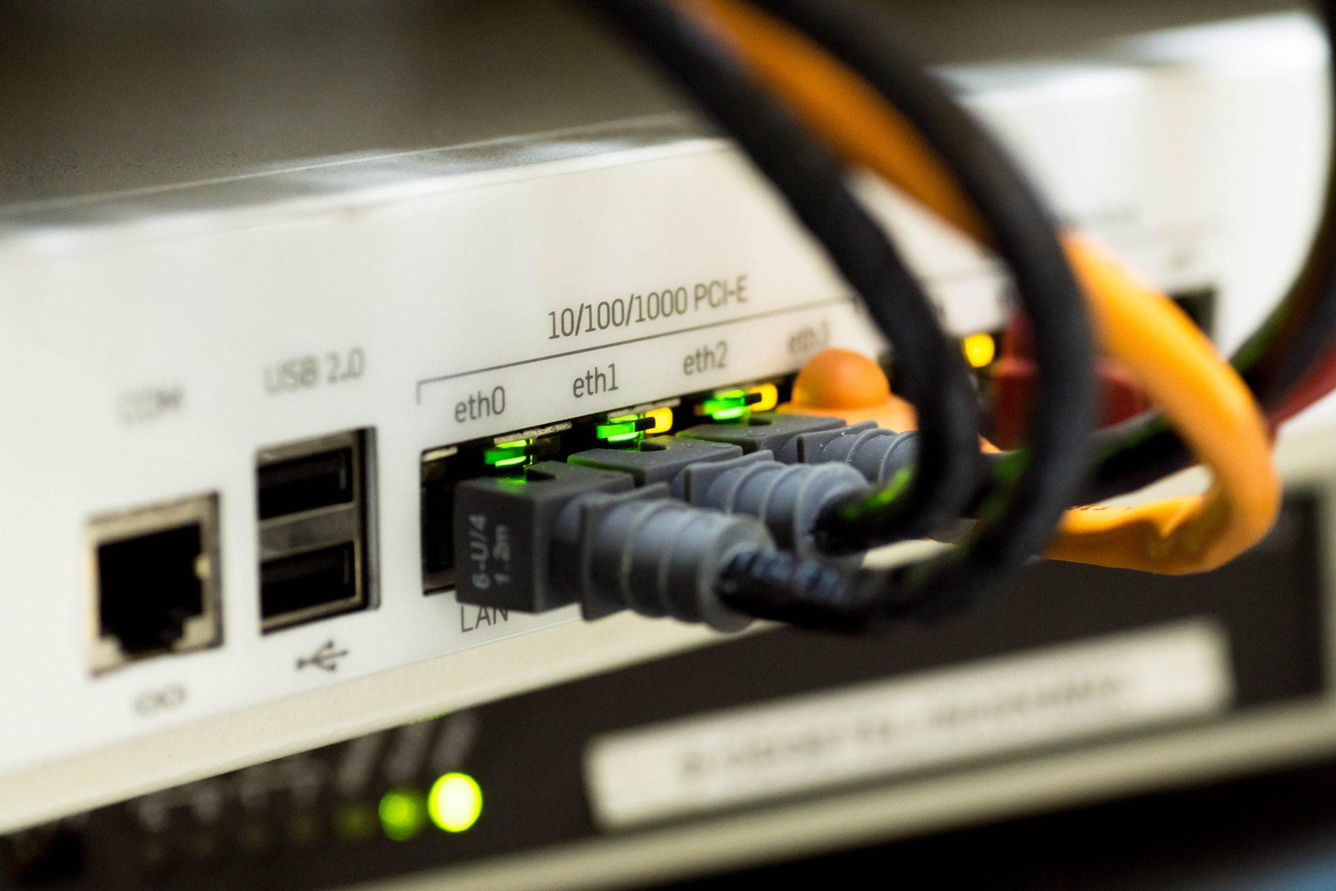 computernetwerk infrastructuur
